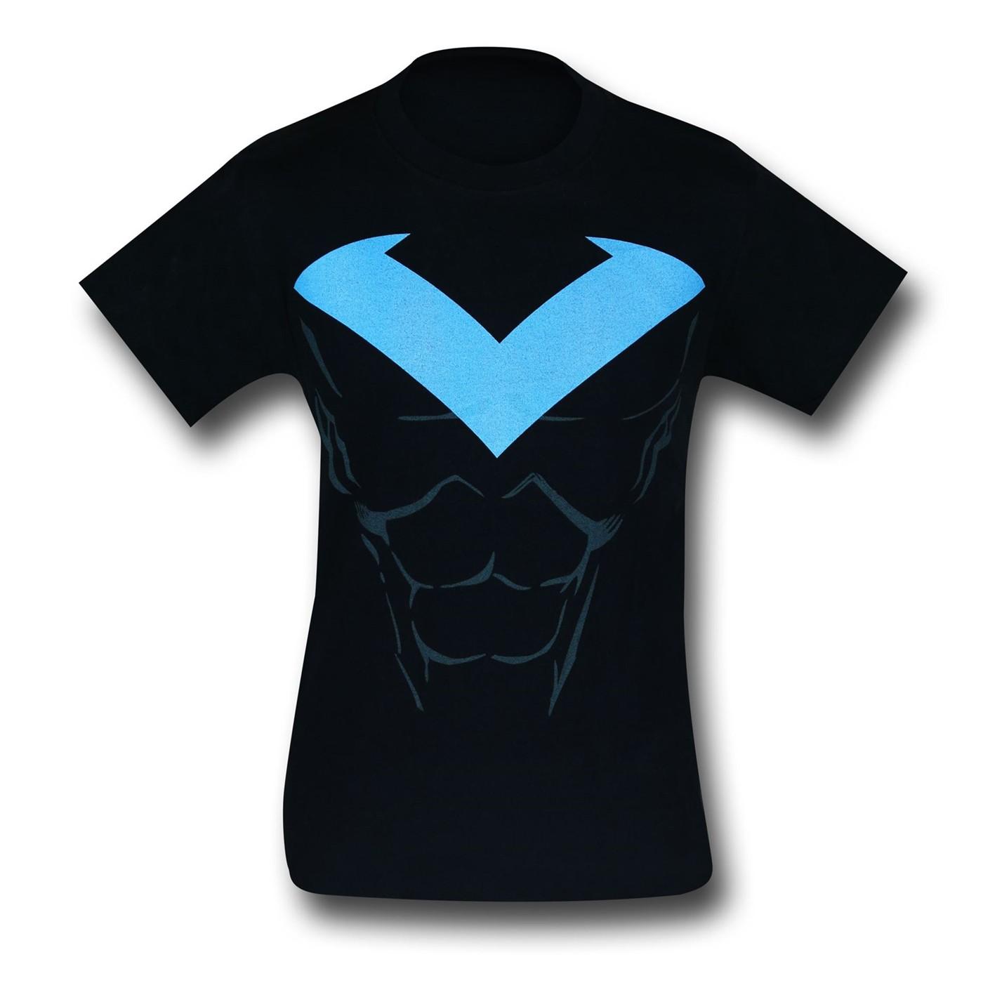 Nightwing Costume T-Shirt