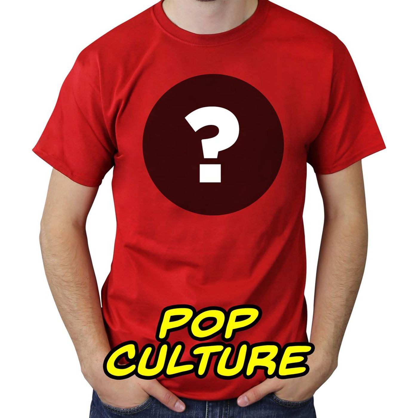 Pop Culture Men's Mystery T-Shirt