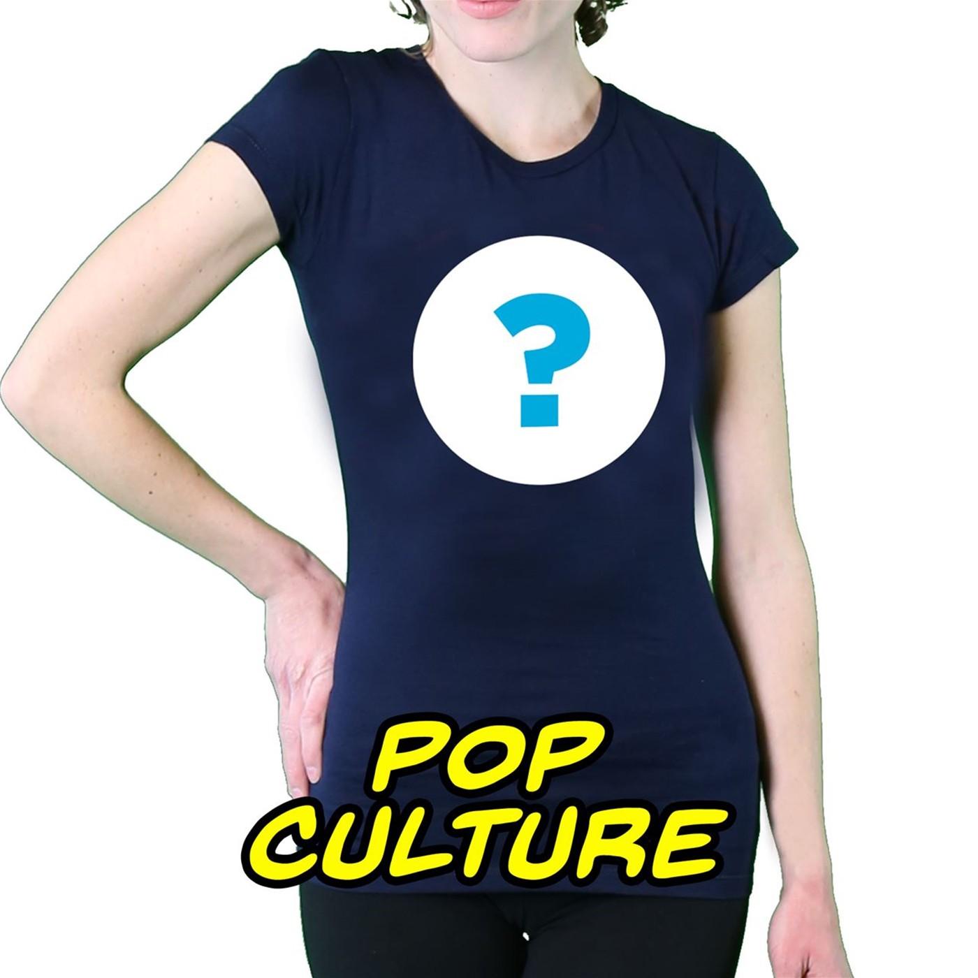 Pop Culture Women's Mystery T-Shirt