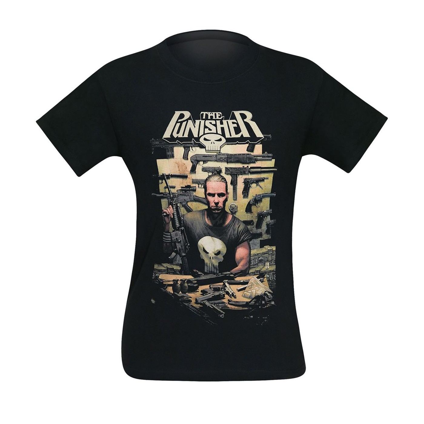 The Punisher Armory Men's T-Shirt