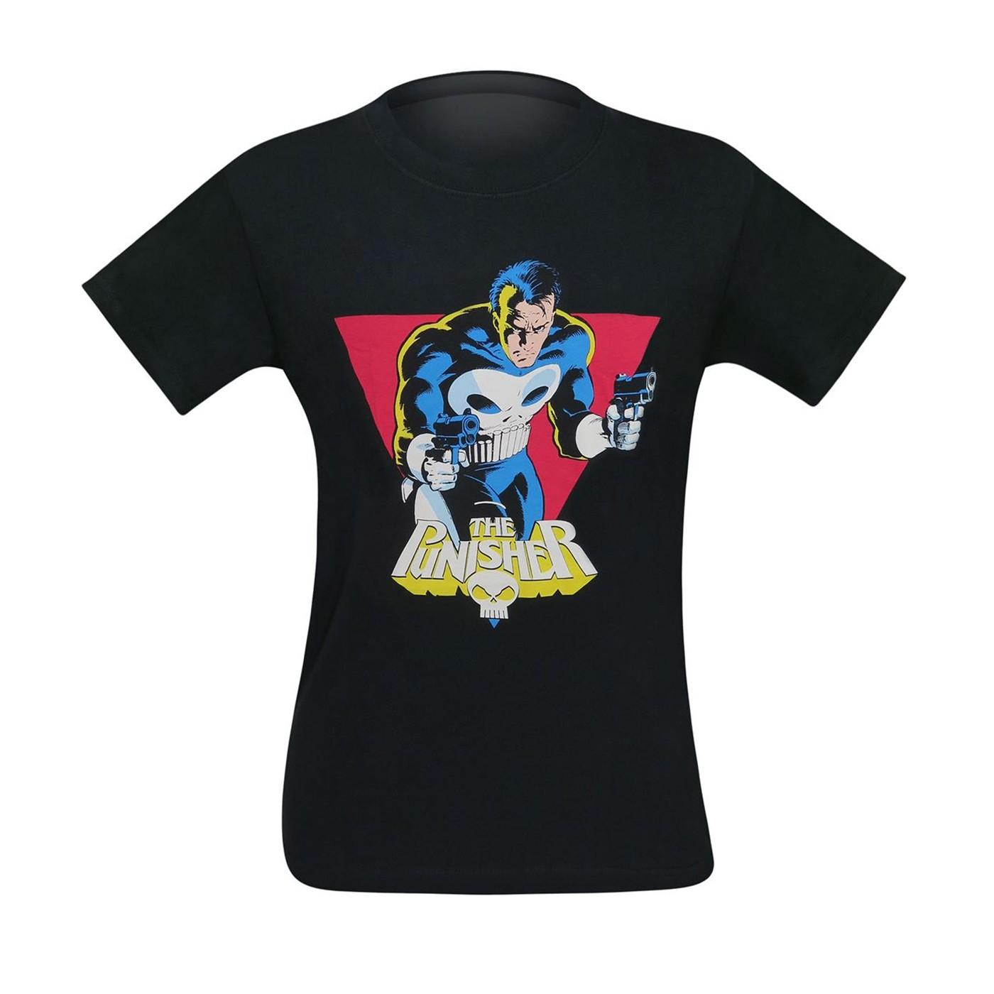 Punisher Guns Ready by Mike Zeck Men's T-Shirt