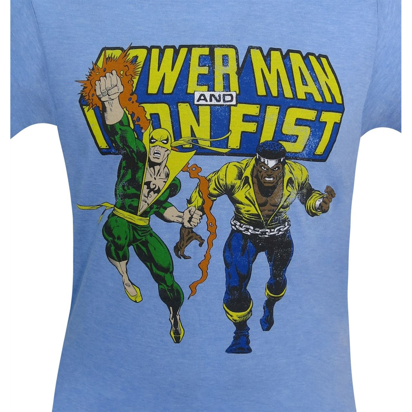 Power Man and Iron Fist Men's T-Shirt