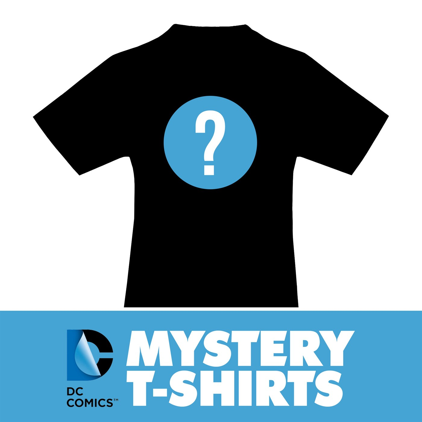 DC Comics Factory Second Mystery T-Shirt