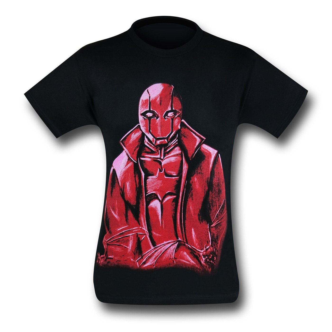 Red Hood Sketch T-Shirt