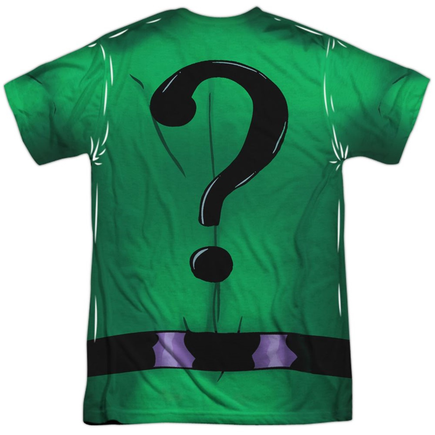 Riddler Sublimated Men's Costume T-Shirt