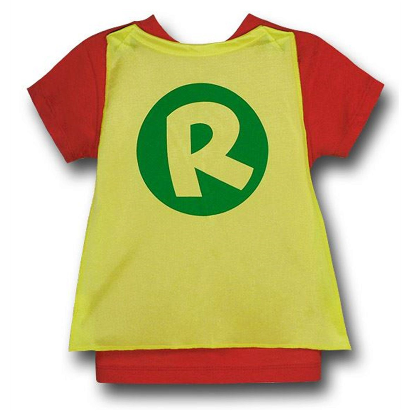 Robin Kids Costume Caped T-Shirt