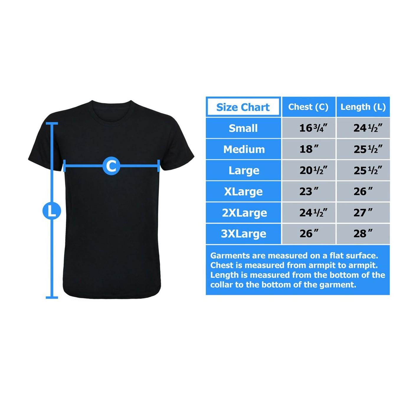 Shazam Soaring T-Shirt