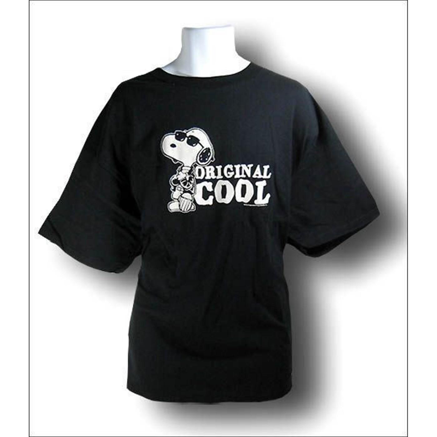 Snoopy T-Shirt Original Cool