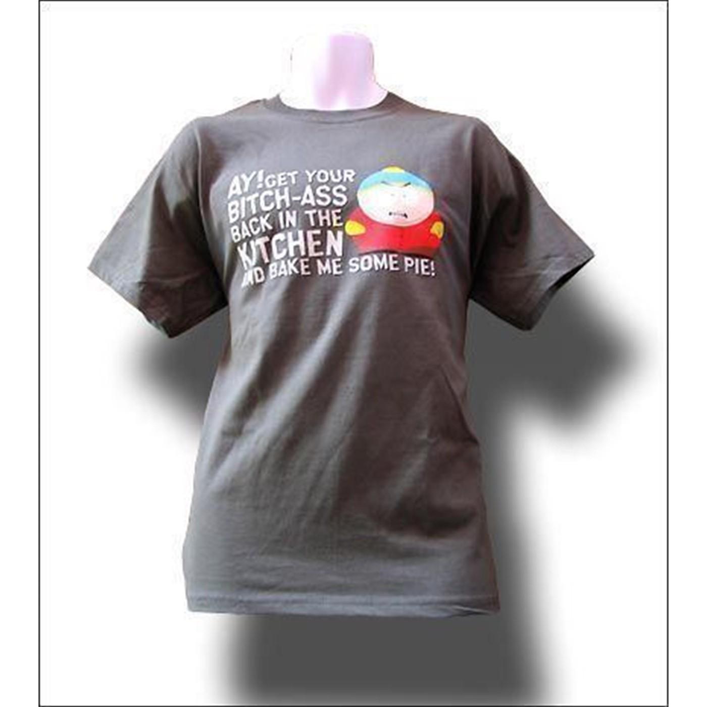 South Park AY!... Bake Me Some Pie! T-Shirt