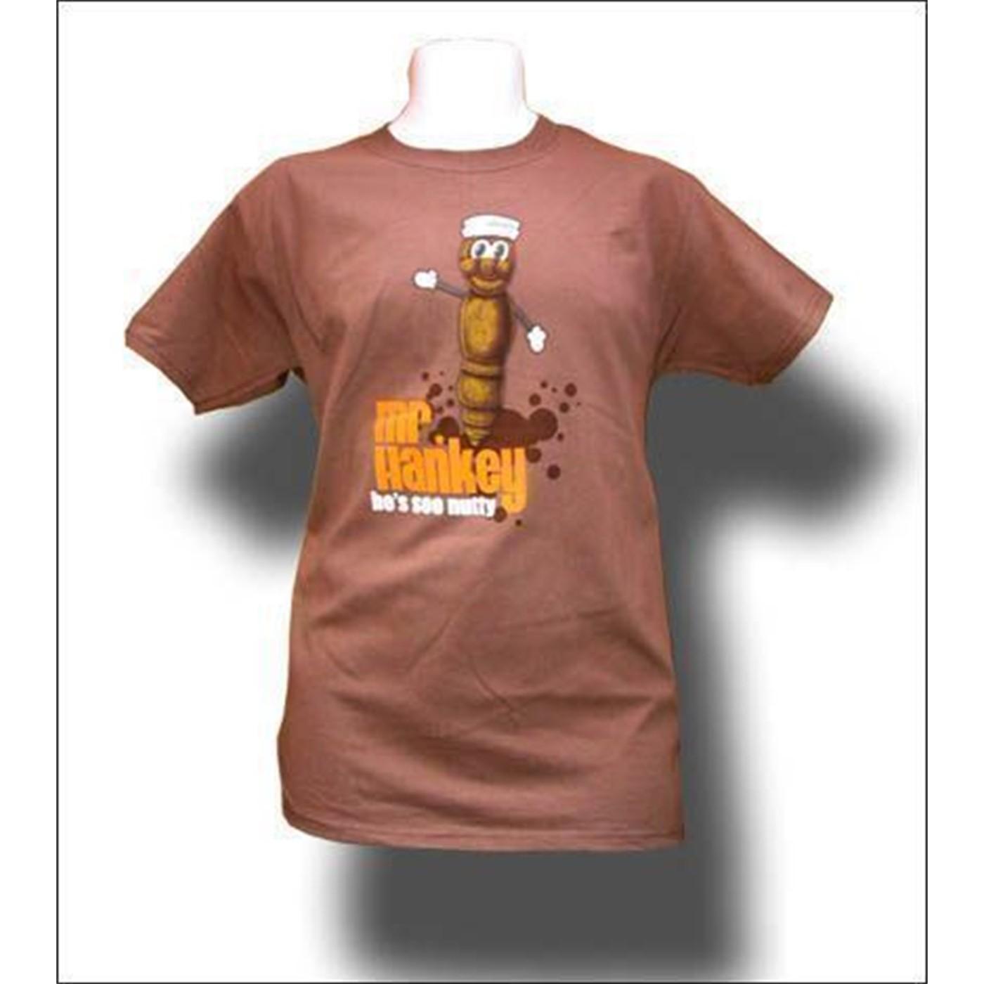 South Park Mr. Hankey T-Shirt