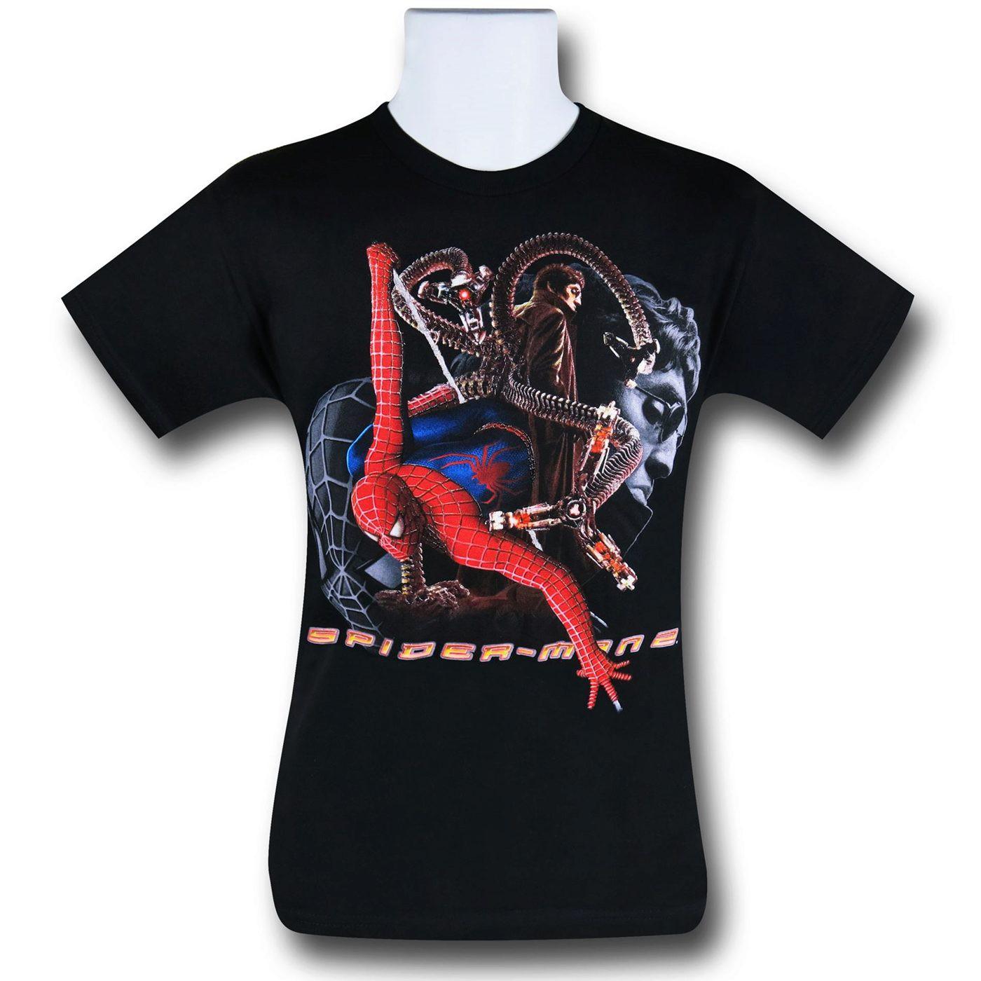 Spiderman 2 Movie T-Shirt