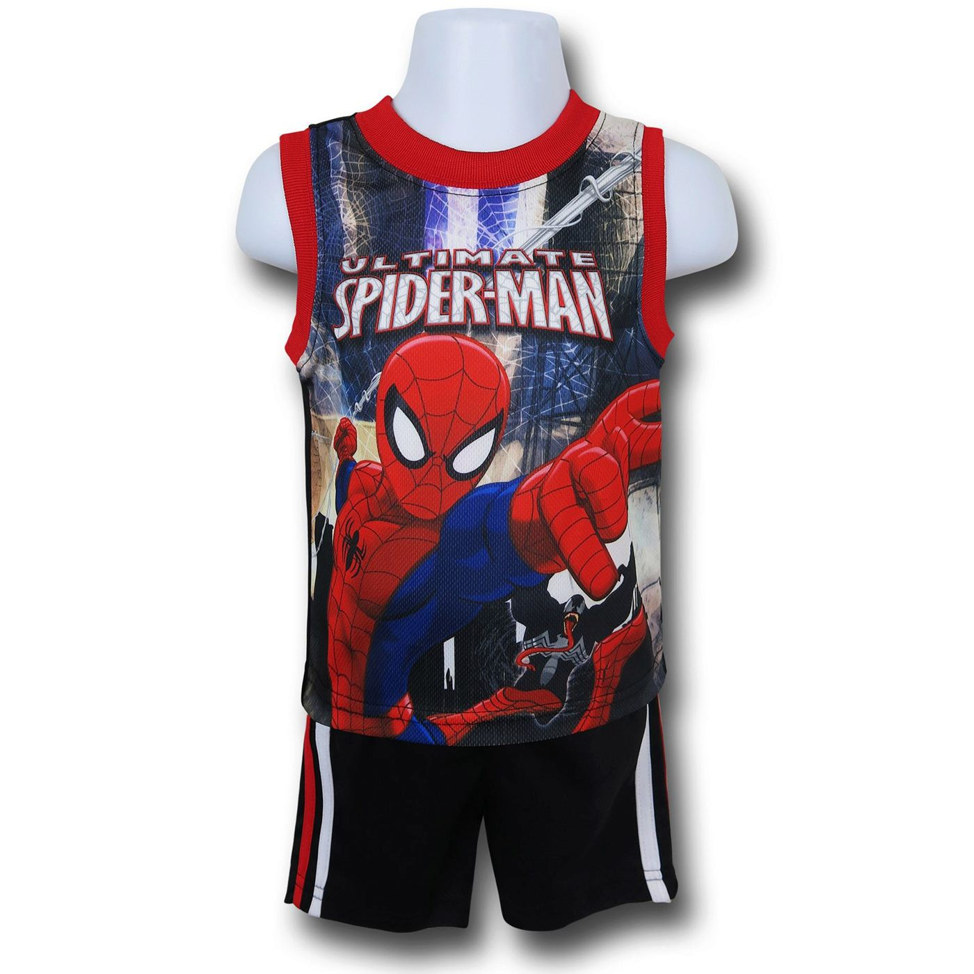 Spider-Man Kids Tank & Short Set