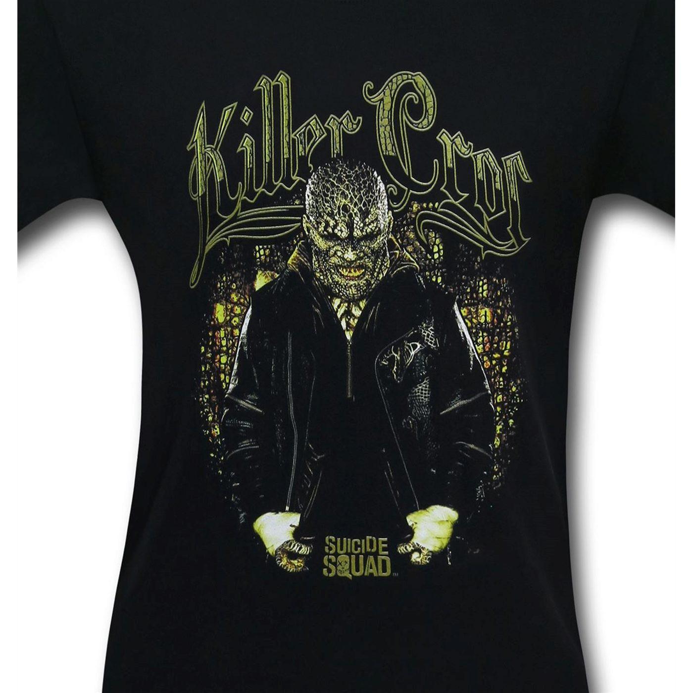 Suicide Squad Killer Croc Men's T-Shirt