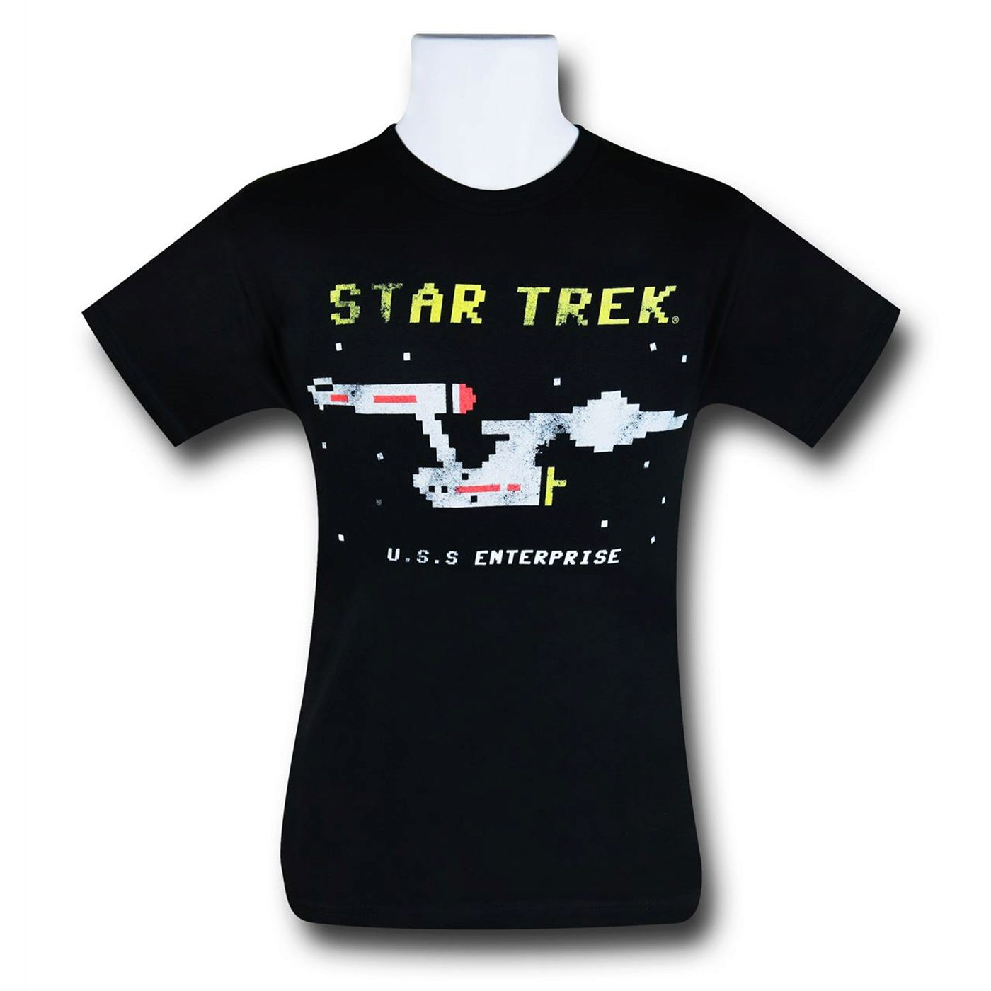 Star Trek Arcade T-Shirt