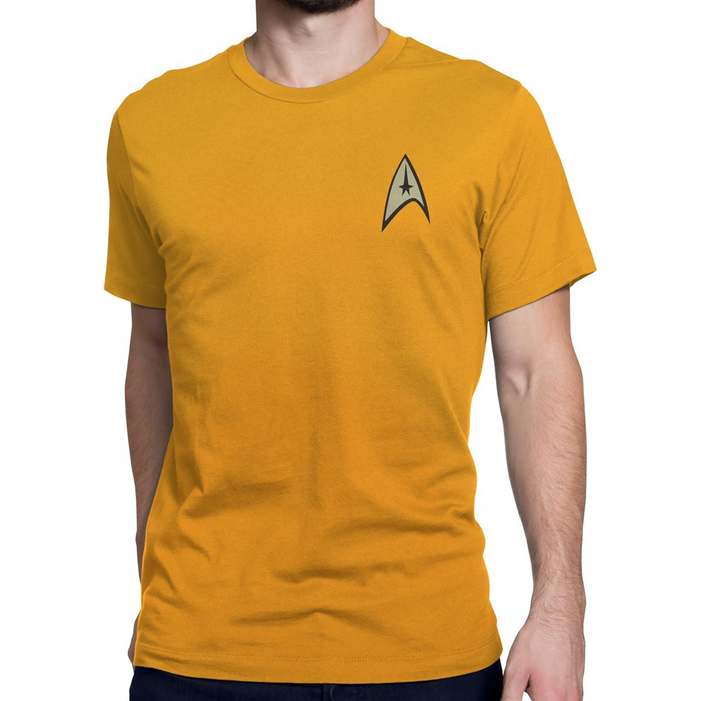 Star Trek Command Uniform T-Shirt