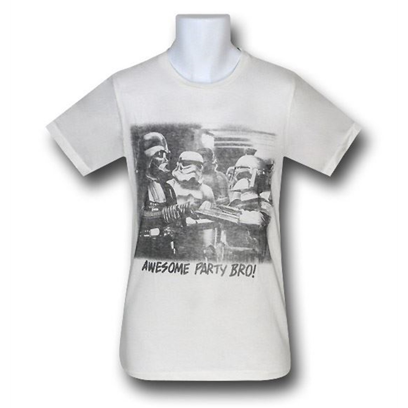 Star Wars Awesome Party Bro! Junk Food T-Shirt