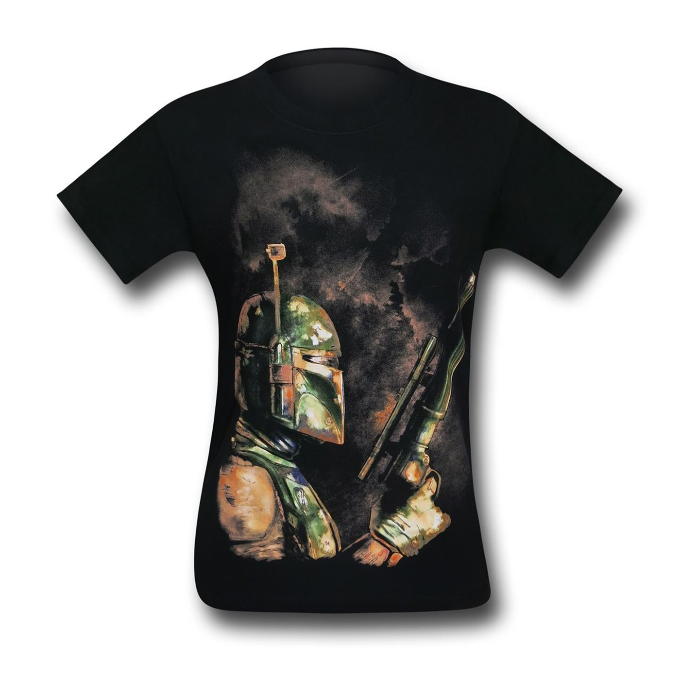 Star Wars Boba Fett Bounty Hunter T-Shirt