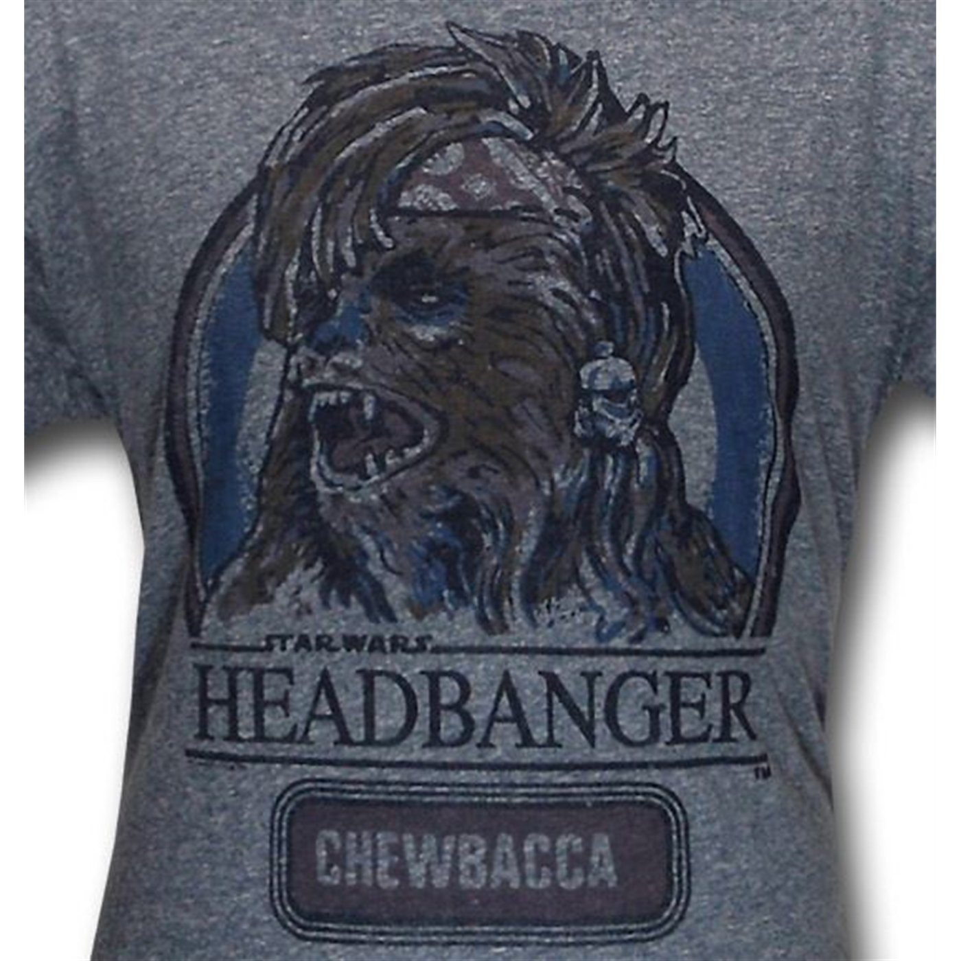 Star Wars Headbanger Triblend Junk Food T-Shirt