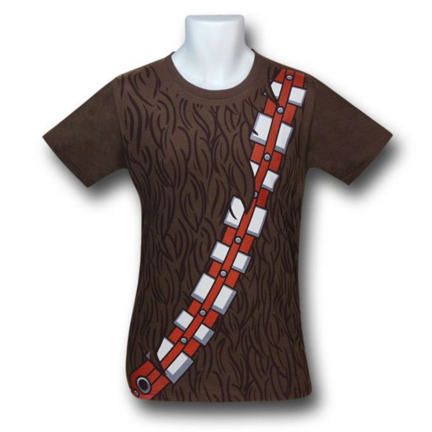 Best Star Wars Chewbacca Costume 30 Single T-Shirt