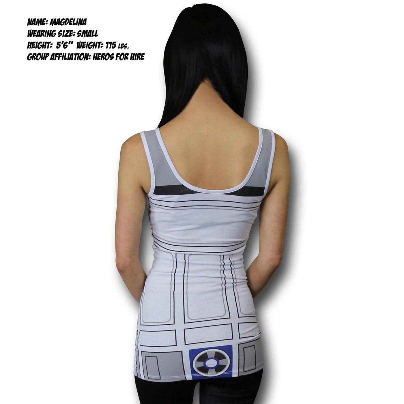 Star Wars Women's R2D2 Costume Tank Dress