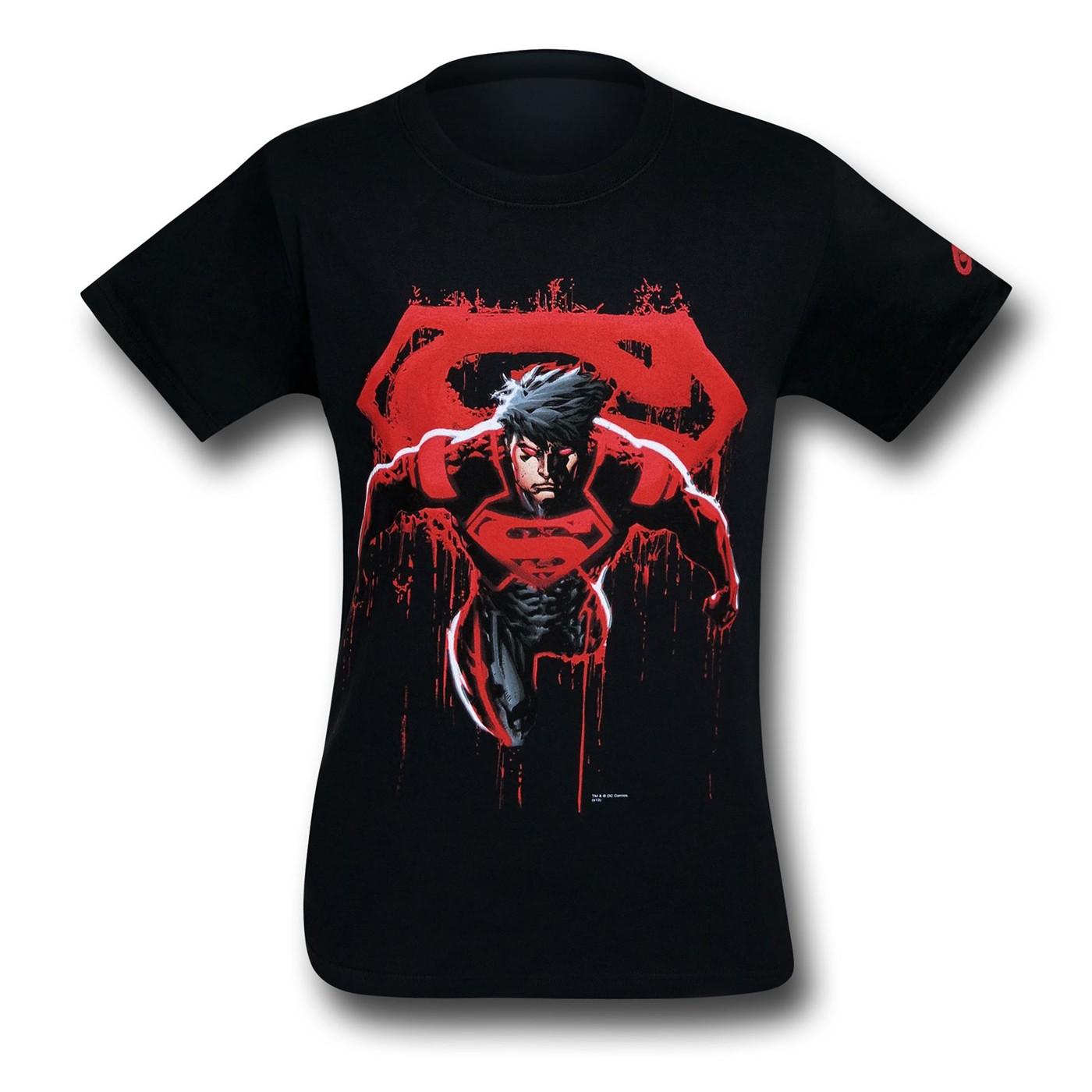 Superboy New 52 T-Shirt