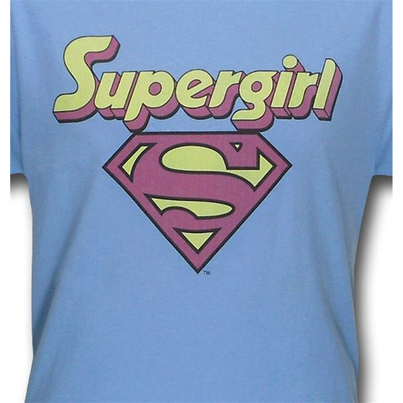 Supergirl Logo and Symbol T-Shirt