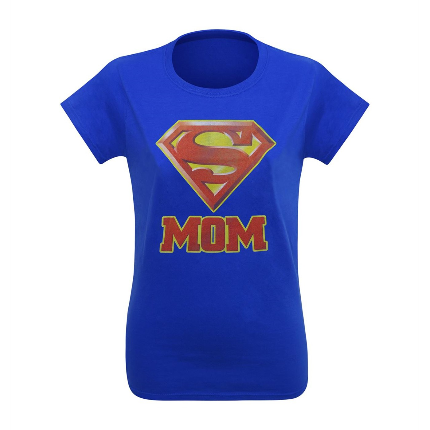 Superman Women's Super Mom T-Shirt
