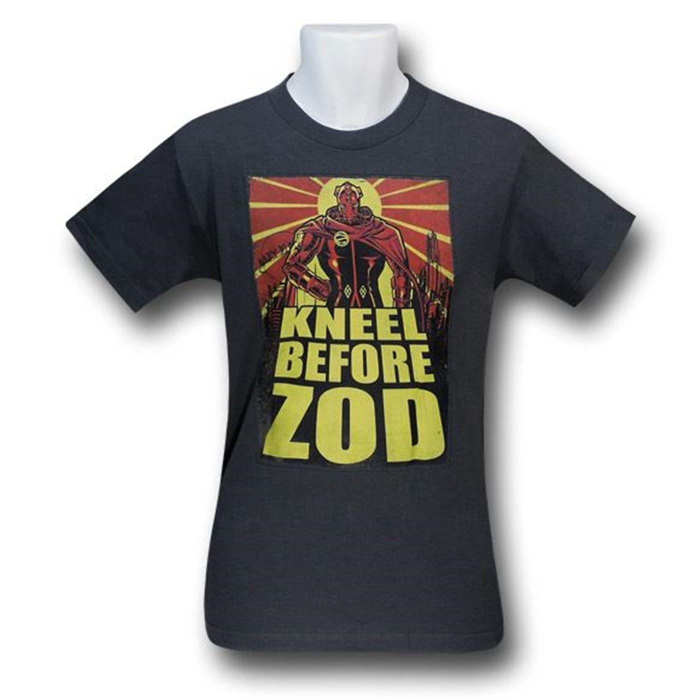Superman Kneel Before Zod T-Shirt