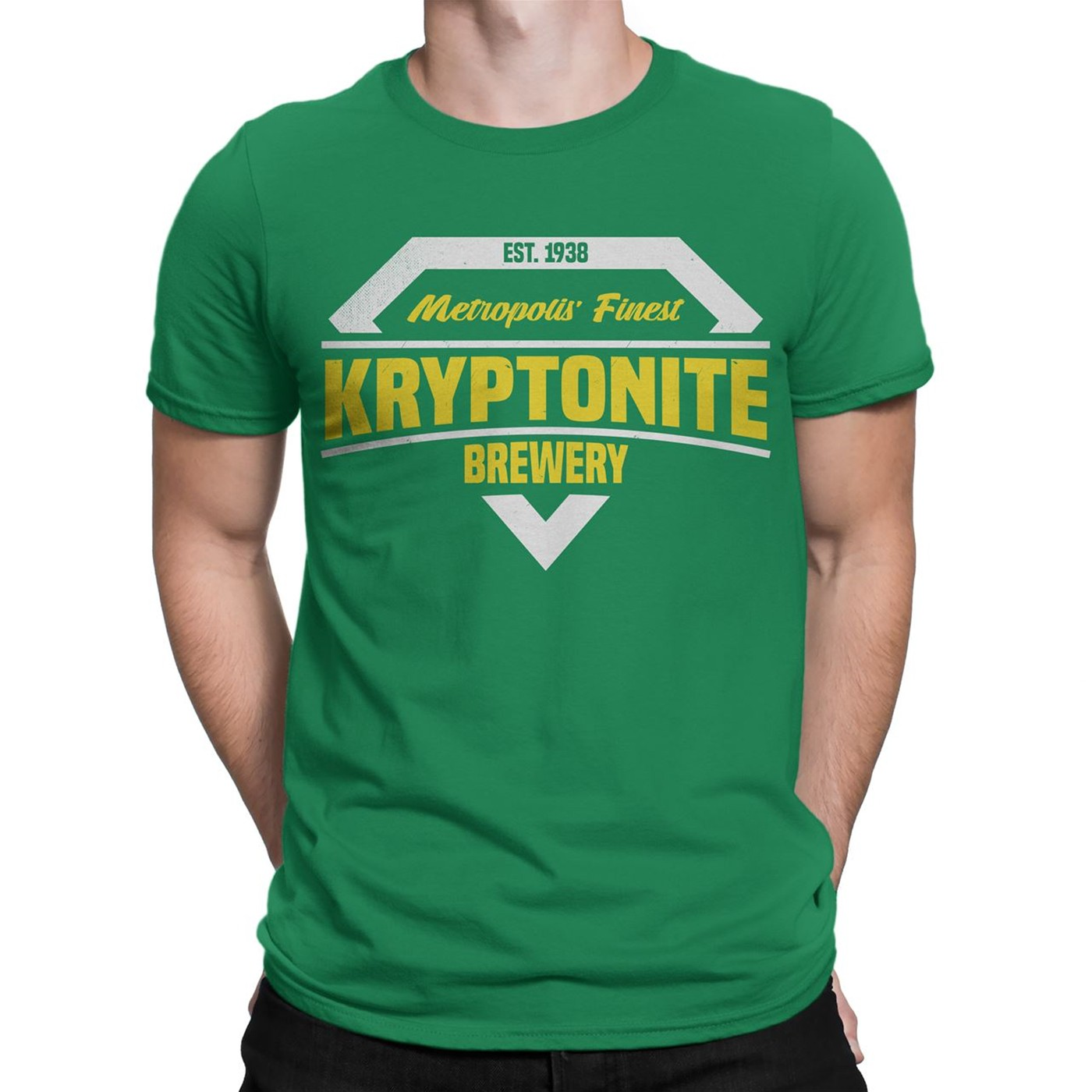 Kryptonite Brewery Men's T-Shirt