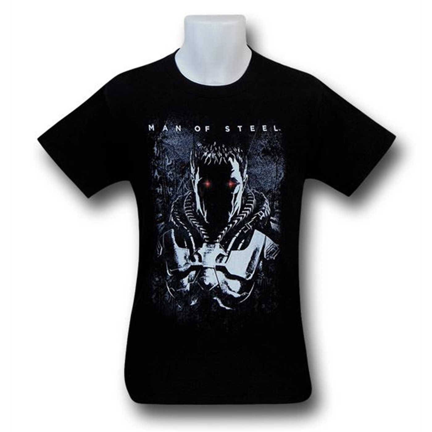 Superman Man of Steel Zod Eyes T-Shirt