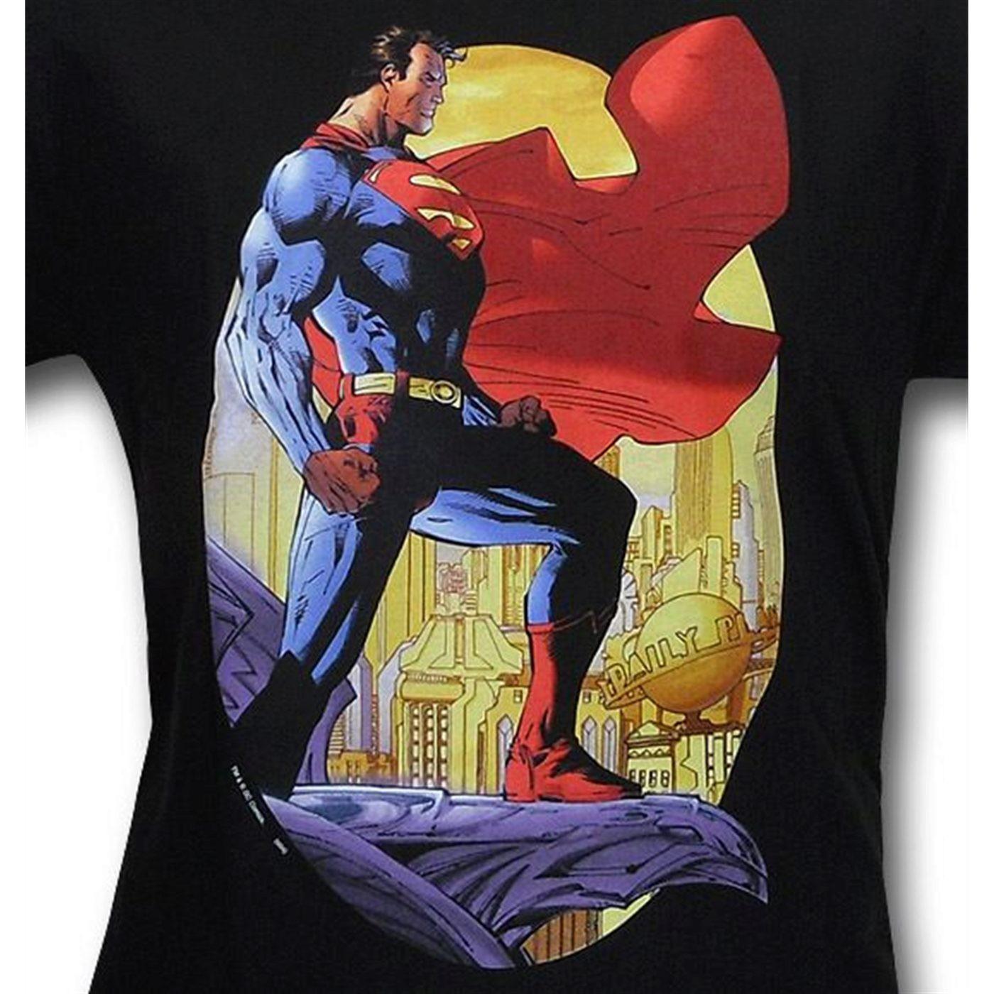 Superman Pride by Jim Lee T-Shirt