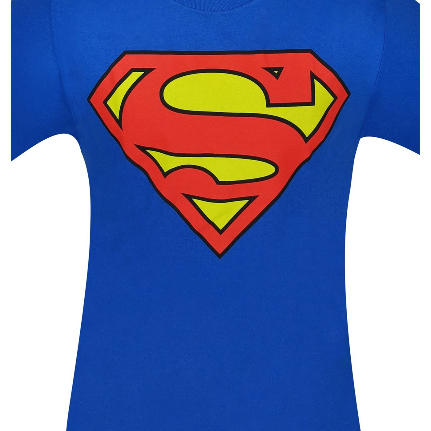 Superman Royal Blue T-Shirt