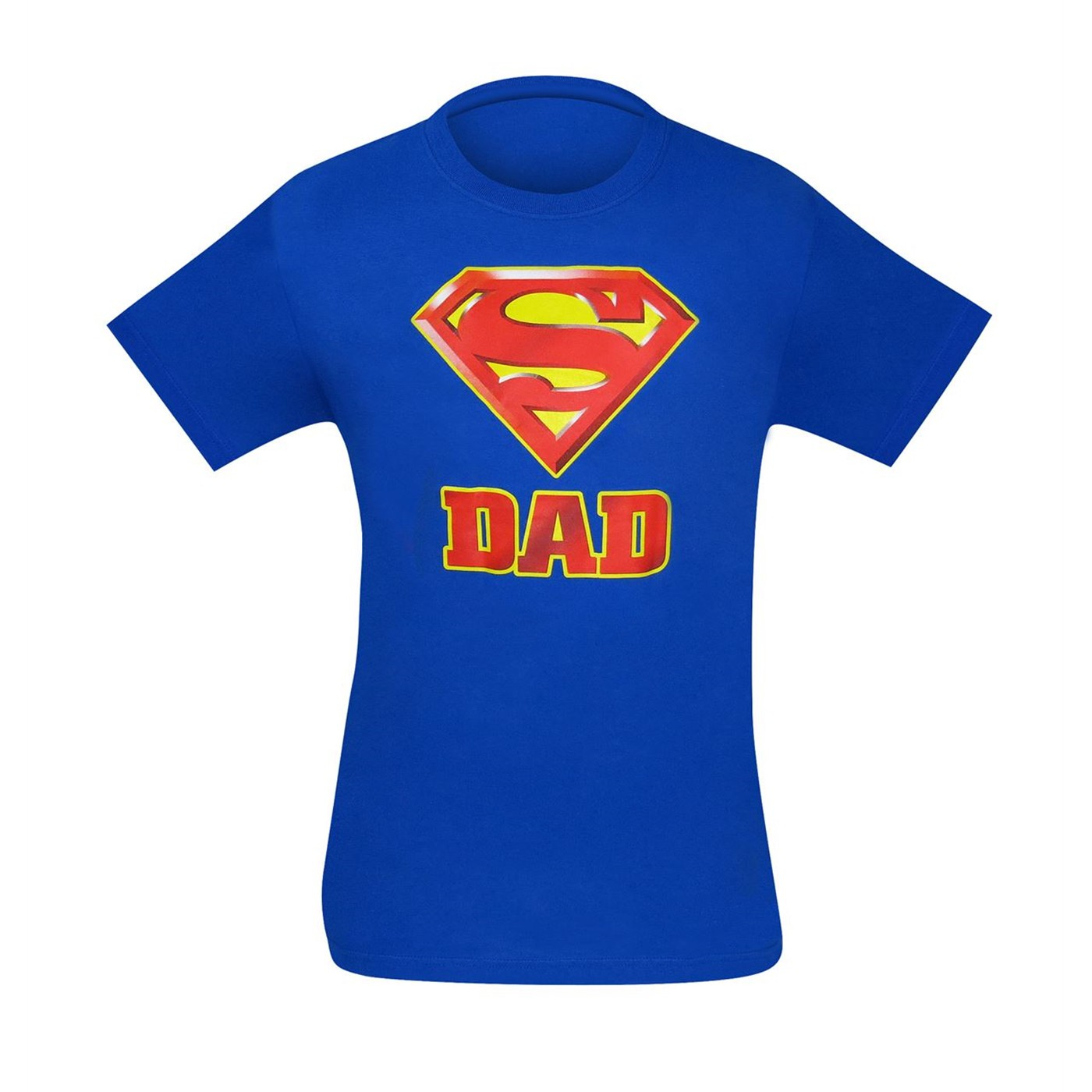 Superman Super Dad T-Shirt