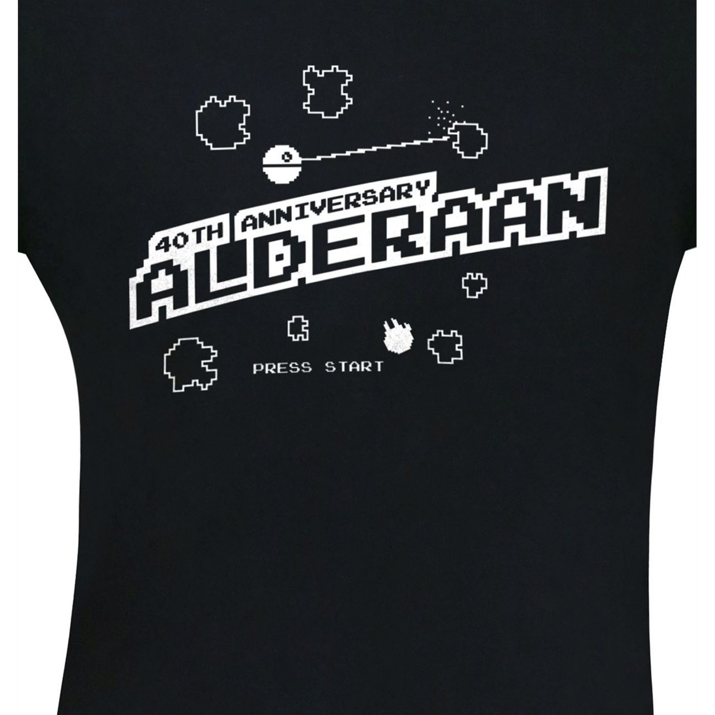 40th Anniversary Alderaan Disaster Men's T-Shirt