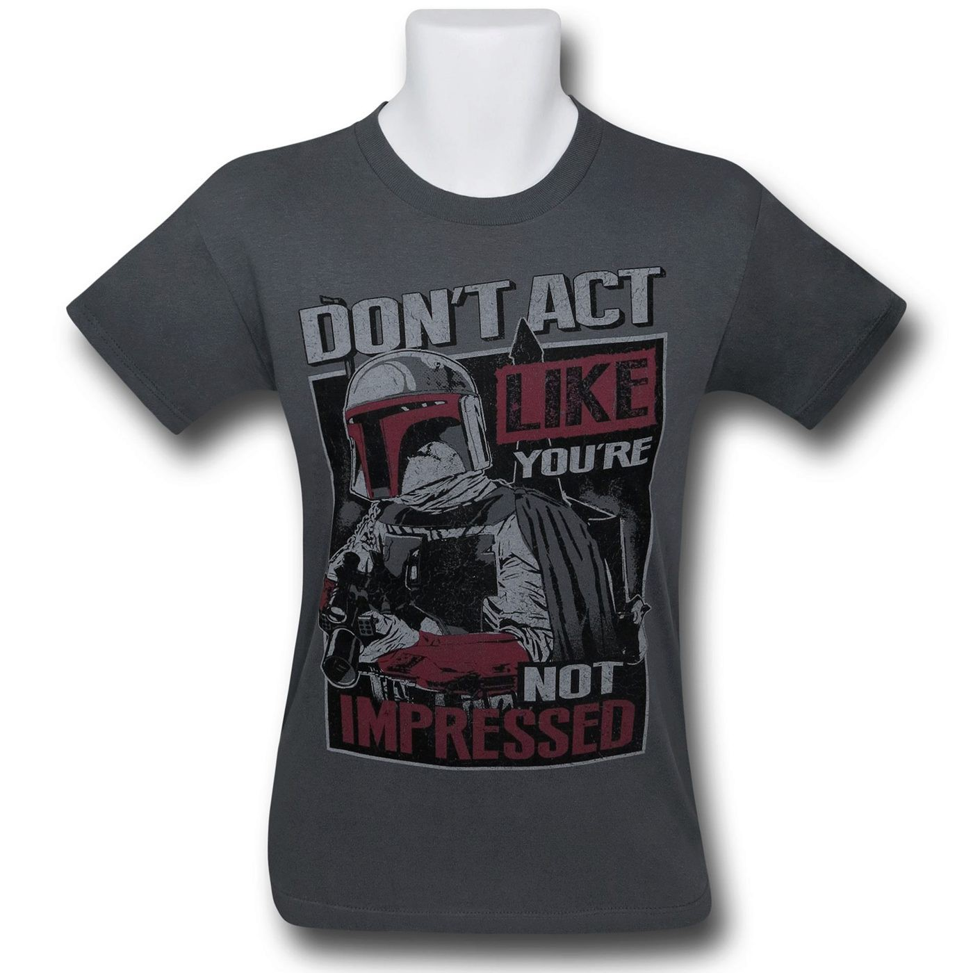 Star Wars Boba Fett Impressed T-Shirt