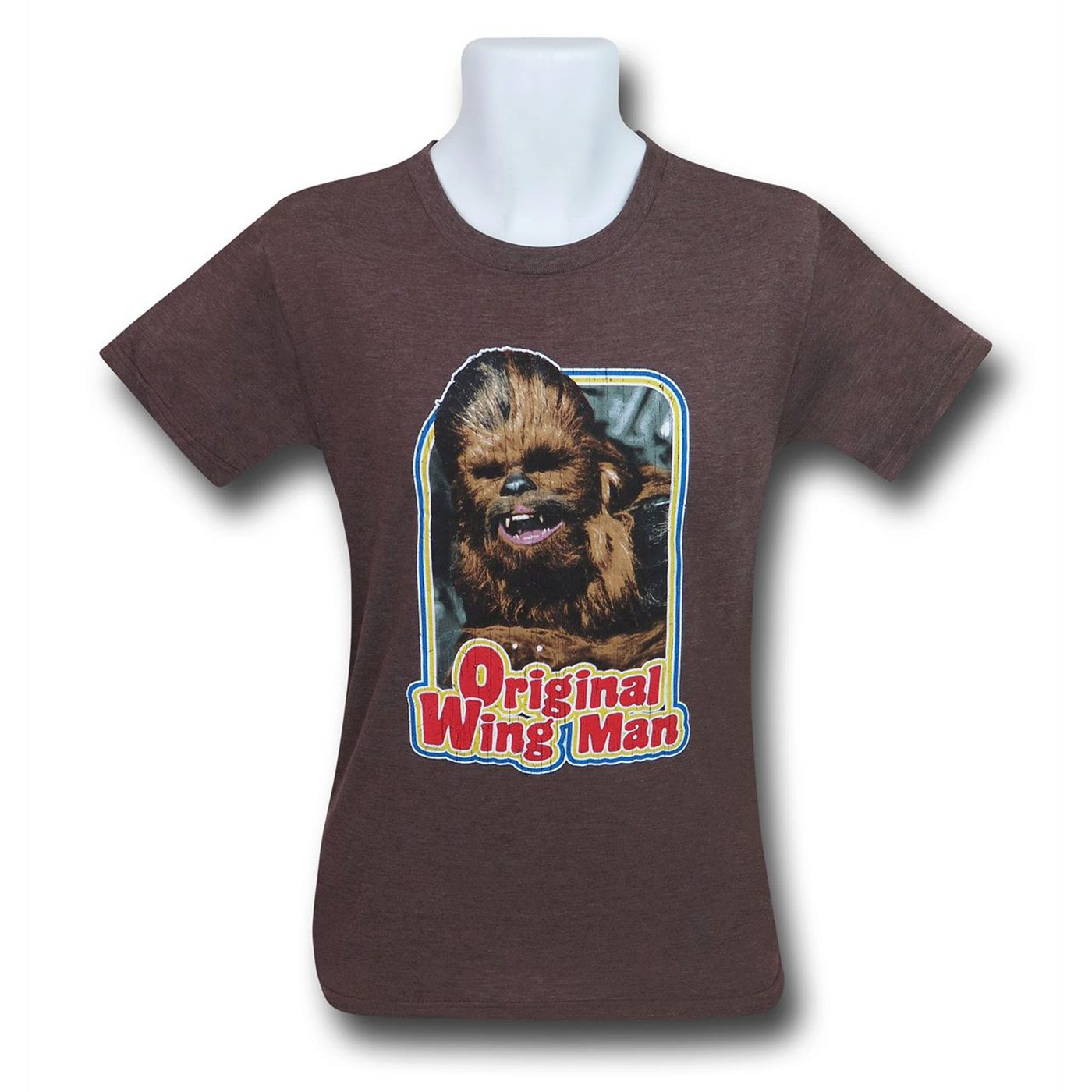 Star Wars Chewie Original Wing Man Men's T-Shirt
