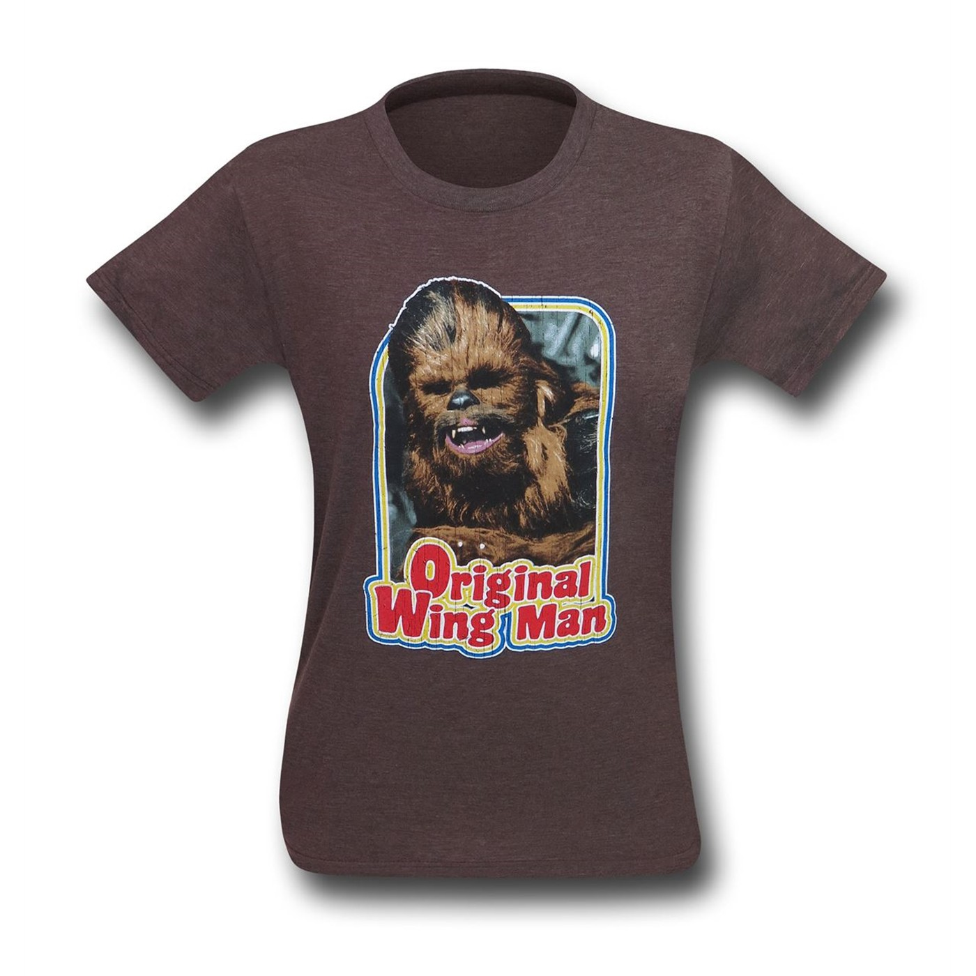 Star Wars Chewie Original Wing Man Men's T-Shirt