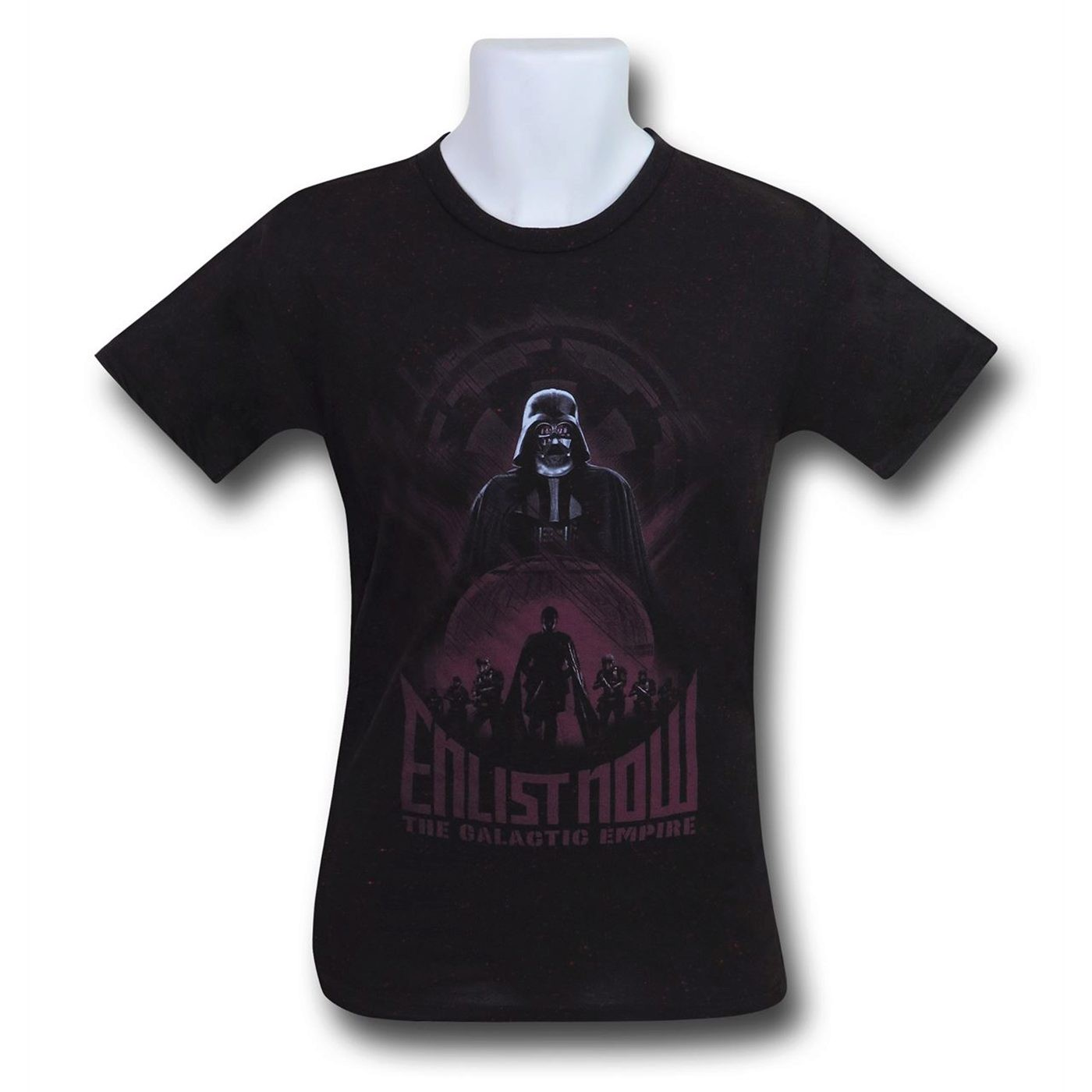 Star Wars Enlist Now Men's T-Shirt