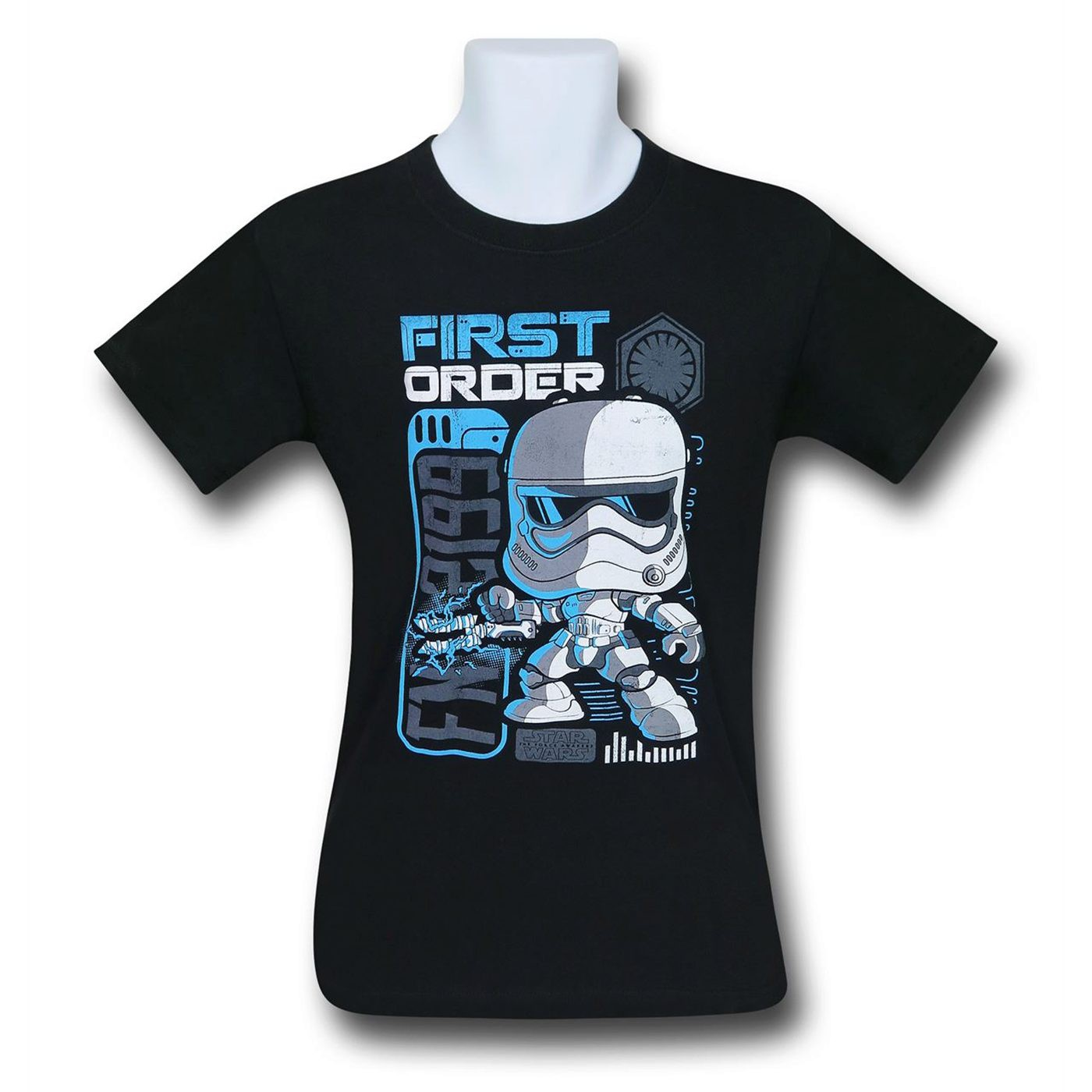 Funko Star Wars Riot Trooper T-Shirt