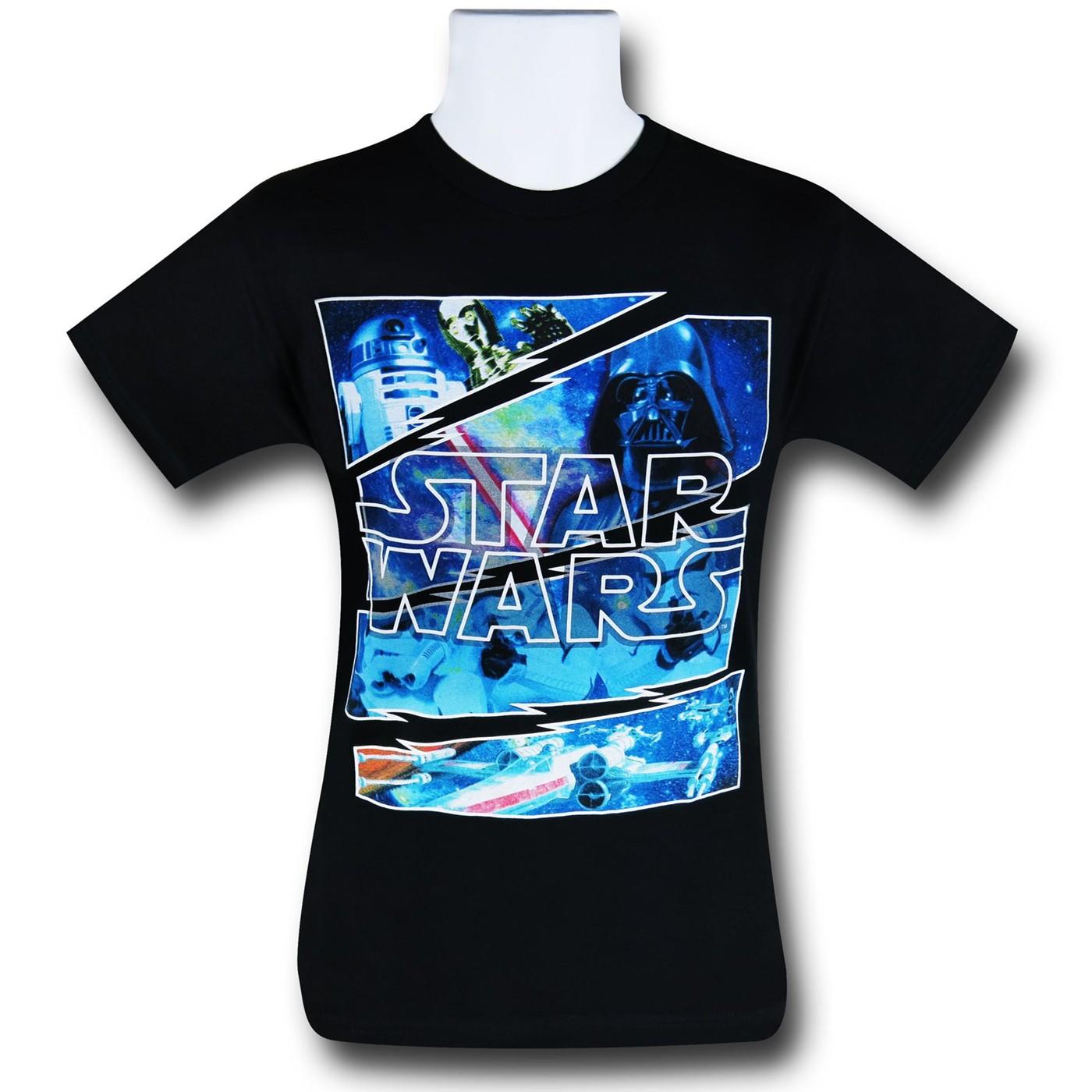 Star Wars Galaxy Quest T-Shirt