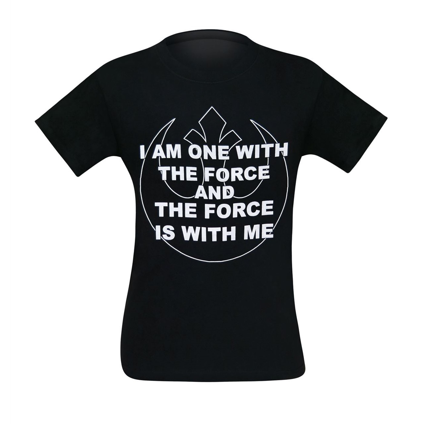 Star Wars I Am One With The Force Men's T-Shirt