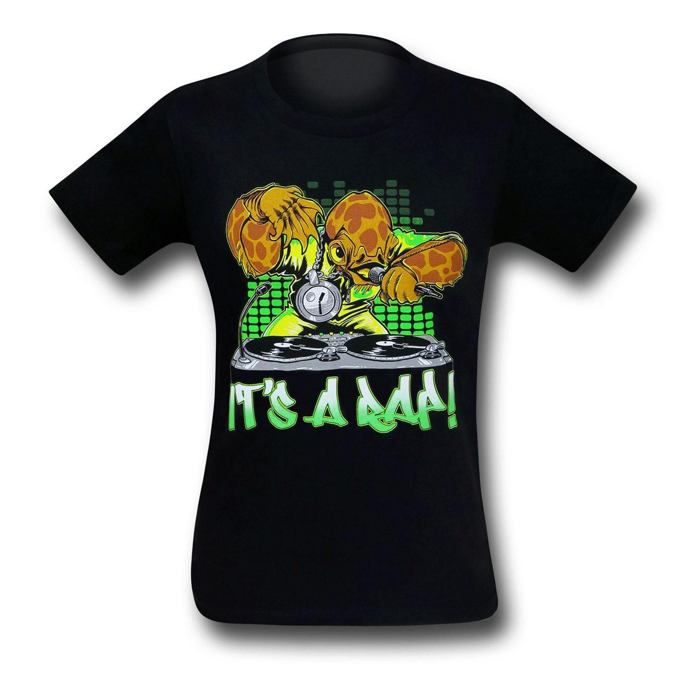 Star Wars It's a Rap 30 Single T-Shirt