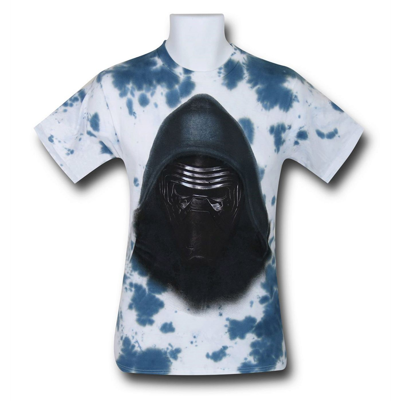 Star Wars Kylo Ren Tie Dye Men's T-Shirt