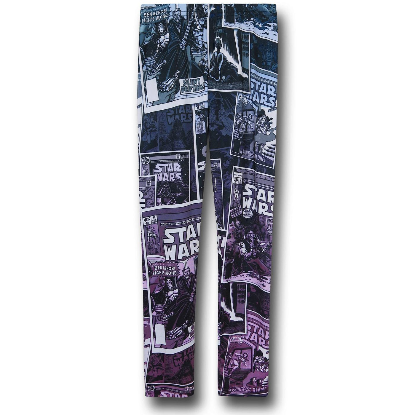 Star Wars Comic Girls Leggings