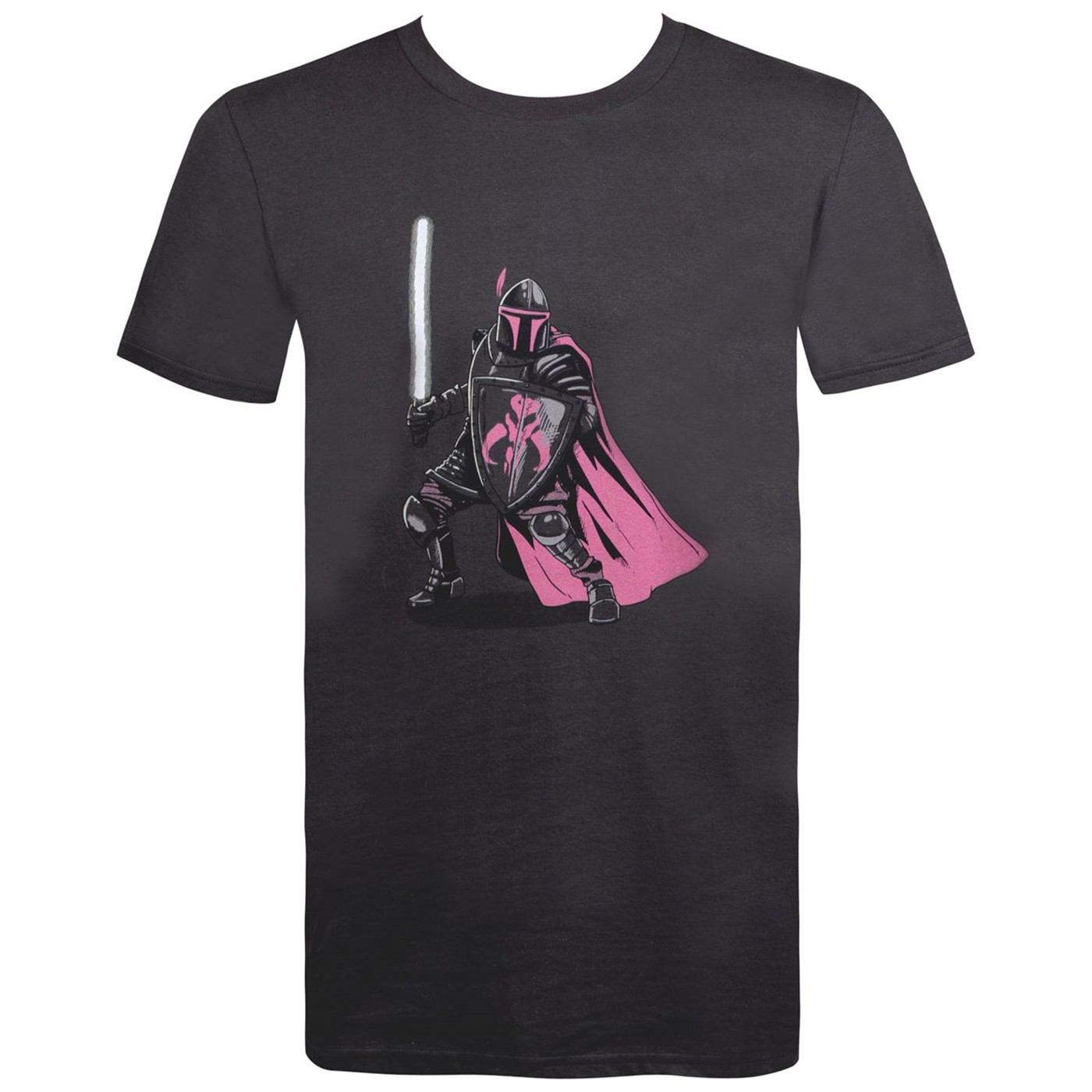 Mandalorian Knight Men's T-Shirt