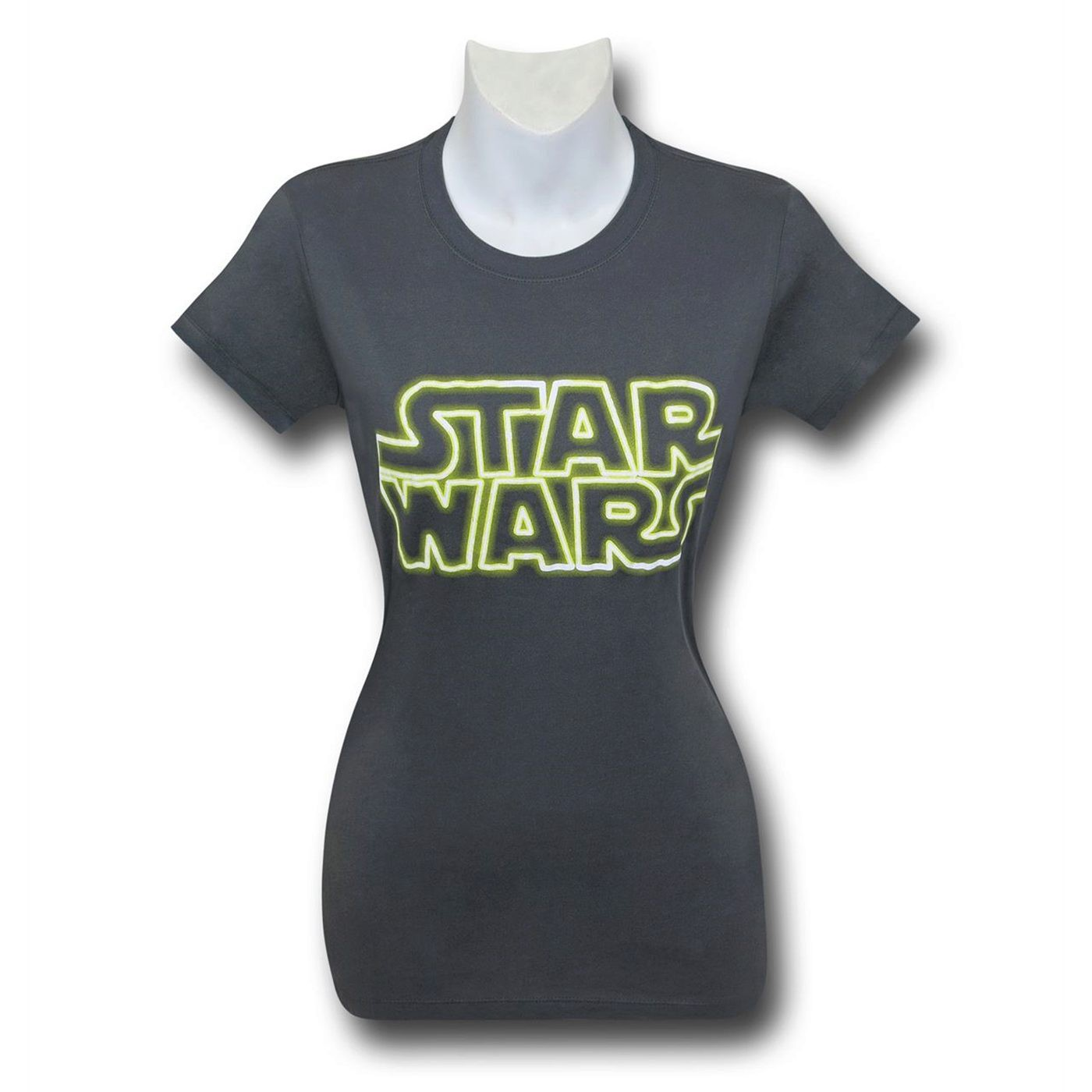 Star Wars Neon Logo Women's T-Shirt