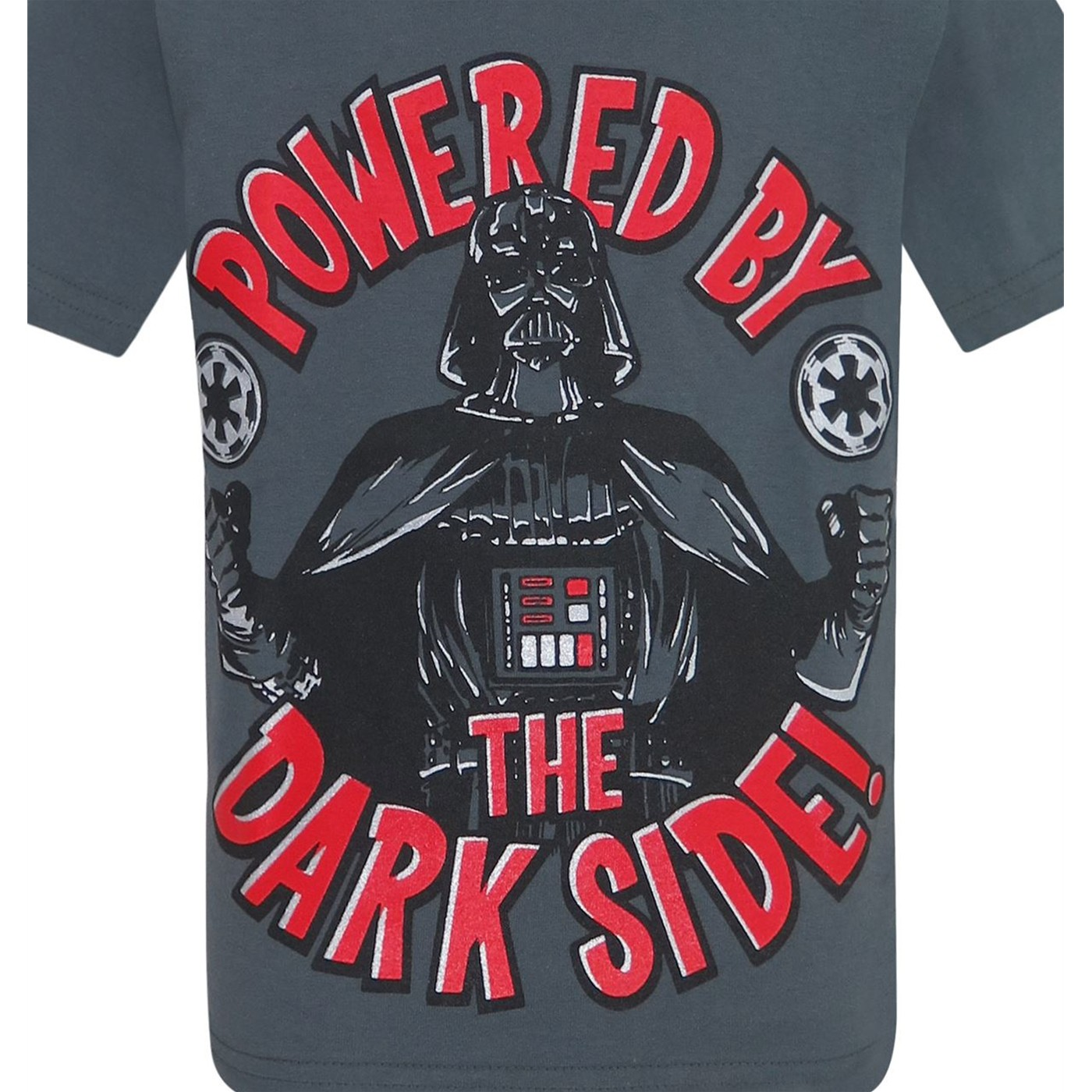 Star Wars Powered By The Darkside Kids T-Shirt