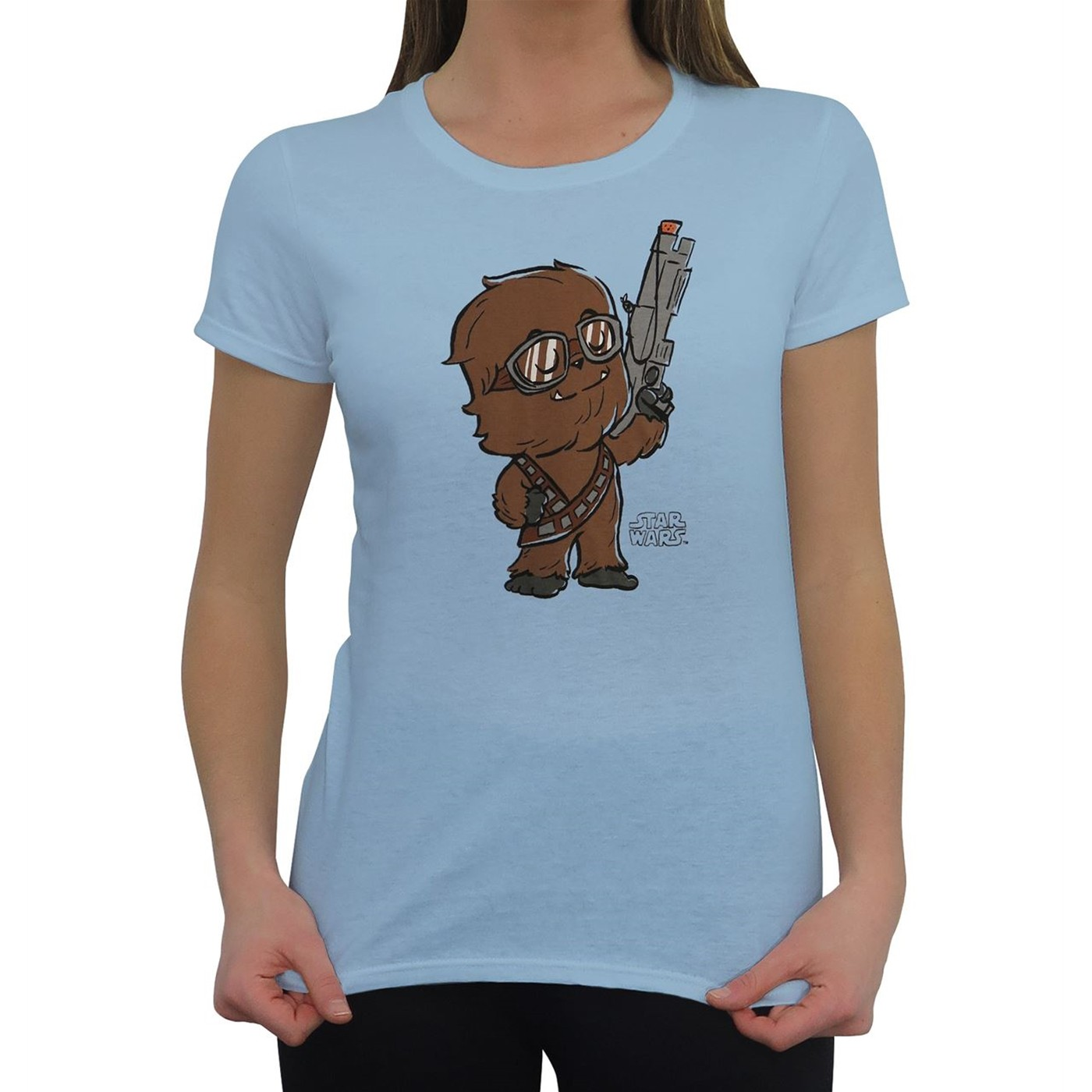 Pop Supercute Star Wars Solo Chewbacca Women's T-Shirt
