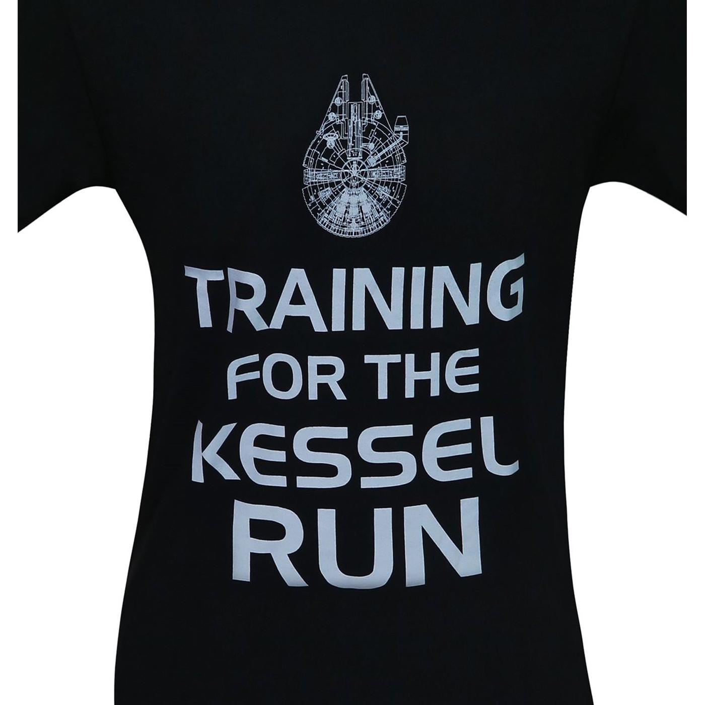 Star Wars Training for the Kessel Run Men's T-Shirt