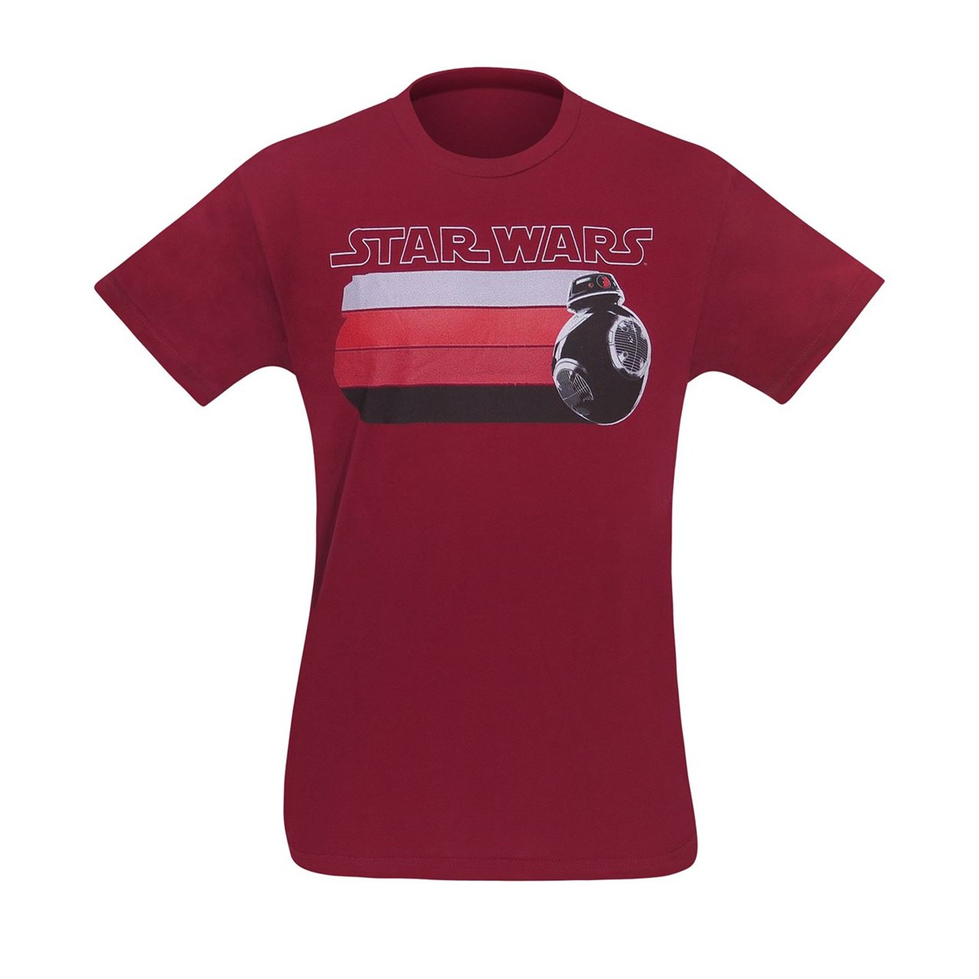 Star Wars The Last Jedi BB-9E Men's T-Shirt